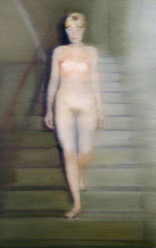 Ema (Akt auf Treppe) Ema (Nude on a Staircase)