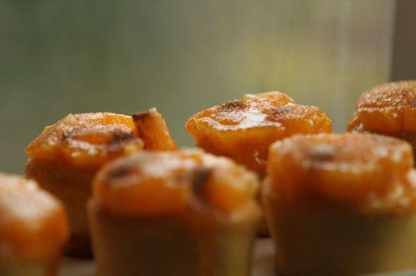 Orange Polenta Delight Gluten Free Muffins