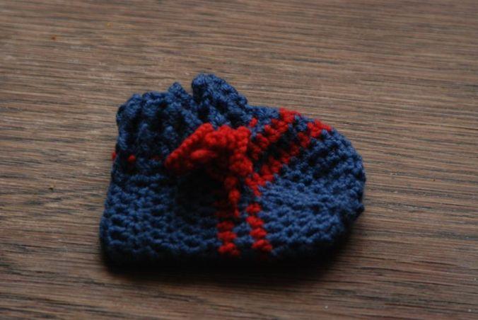 crochet baby sock  tutorial