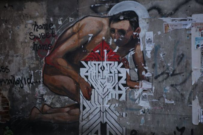 street art greece thessaloniki